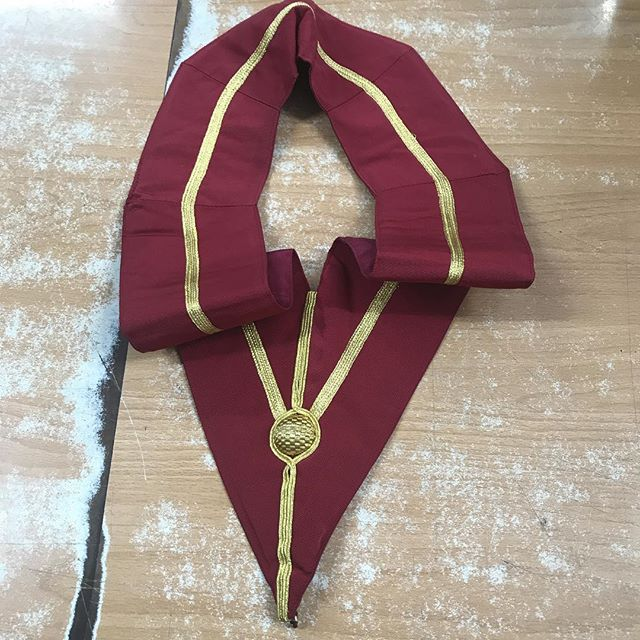 Royal Arch Chapter Past Zs Collar