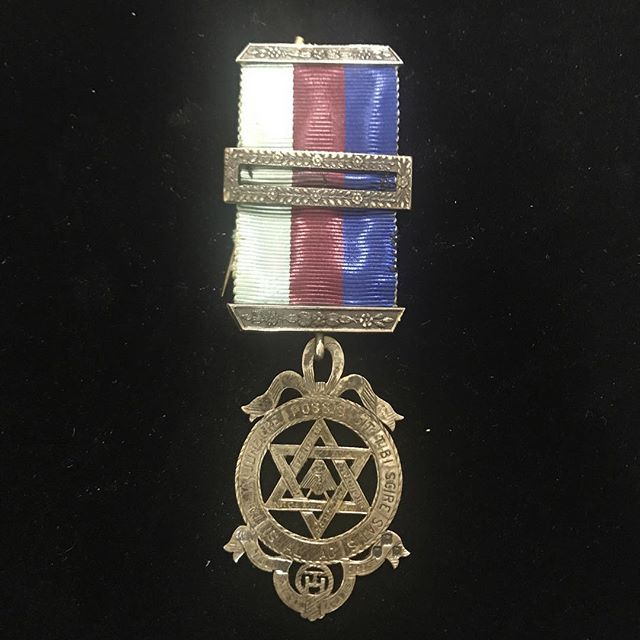 Royal Arch Chapter Provincial Grand Chapter jewel